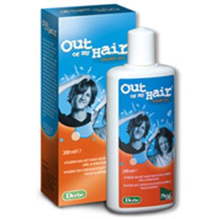 DERBE Out-of-my-hair Shamp-Oil